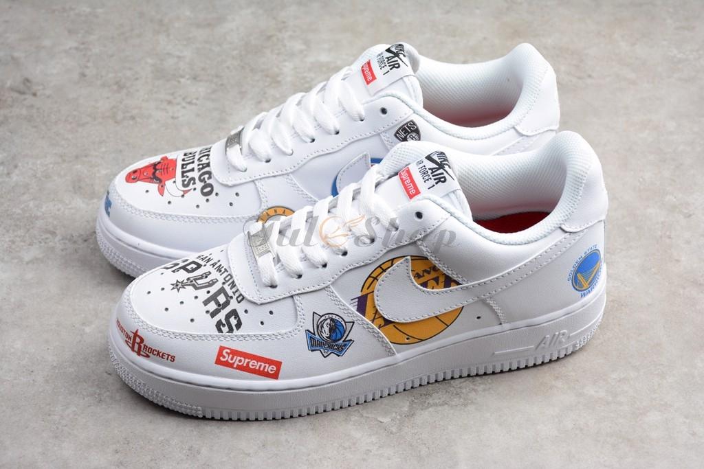 Điểm cuốn hút của siêu phẩm Nike Air Force 1 Supreme Chicago đối với giới trẻ hiện nay
